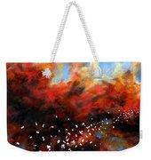 Explosion In The Sky Weekender Tote Bag