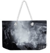 Explosive Sea Weekender Tote Bag