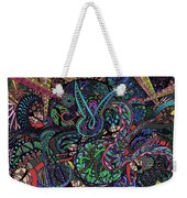 Exporation Of The Deep Blue Weekender Tote Bag