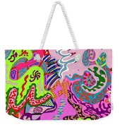 Expression Fantastic Weekender Tote Bag