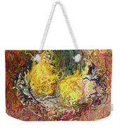 Expressionist 2 Messy Pears Weekender Tote Bag