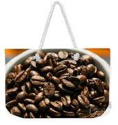 Expresso Beans Weekender Tote Bag