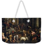 Expulsion Of Merchants From The Temple Weekender Tote Bag