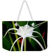 Exquisite Spider Lily Weekender Tote Bag
