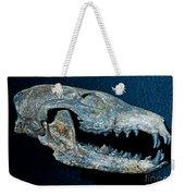 Extinct Gray Fox Weekender Tote Bag