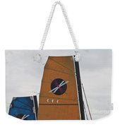Extreme 40 Sail Detail Weekender Tote Bag