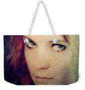 Eye Contact #02 Weekender Tote Bag