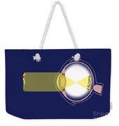 Eye Diagram Weekender Tote Bag