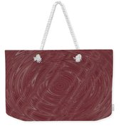 Eye In Vortex Weekender Tote Bag