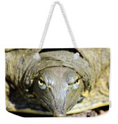 Eye Liner Turtle 8494 Weekender Tote Bag