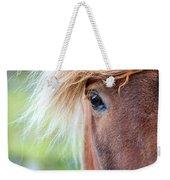 Eye Of A Pony Weekender Tote Bag