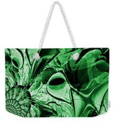 Eye Of The Crystal Dragon Weekender Tote Bag