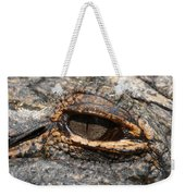 Eye Of The Gator Weekender Tote Bag