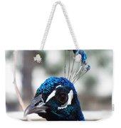 Eye Of The Peacock Weekender Tote Bag