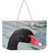 Eye Of The Swan Weekender Tote Bag