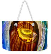 Eye Of Zeus Weekender Tote Bag
