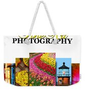 Eye On Fine Art Photography March Cover Weekender Tote Bag
