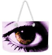 Eye See Weekender Tote Bag