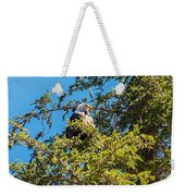 Eye Spy Weekender Tote Bag
