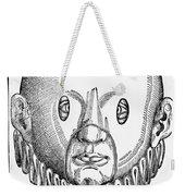 Eye Treatment, 1583 Weekender Tote Bag