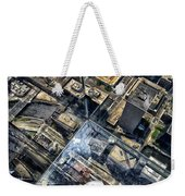 Eyes Down From The 103rd Floor One Small Step Weekender Tote Bag