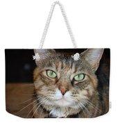 Eyes Of Love Weekender Tote Bag