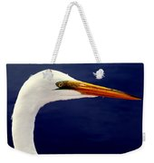 Eyes Of Steel Weekender Tote Bag