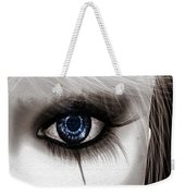 Eyes Of The Fool Weekender Tote Bag
