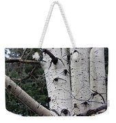 Eyes Of The Trees Weekender Tote Bag