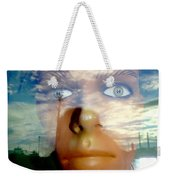 Eyes On The Horizon Weekender Tote Bag