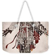 Ezio Auditore Da Firenze From Assassin's Creed 2  Weekender Tote Bag