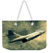 F-101b Voodoo Weekender Tote Bag
