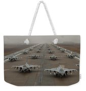 F-16 Fighting Falcons, Kunsan Air Base Weekender Tote Bag
