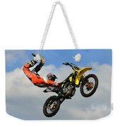 Hold On Weekender Tote Bag