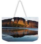 Fabulous Fjord Landscape Of Norway Weekender Tote Bag