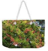 Fabulous Florida Fall Weekender Tote Bag