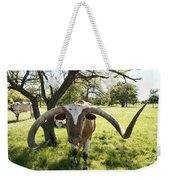 Fabulous Texas Longhorn Weekender Tote Bag
