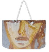 Face Five Weekender Tote Bag