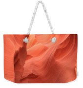 Face In The Fire Weekender Tote Bag