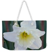 Face Of A Daffodil Weekender Tote Bag