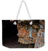 Natures Sclupture - Rock Face Weekender Tote Bag
