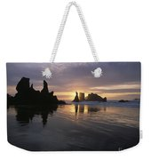 Face Rock Beach Bandon Oregon Weekender Tote Bag