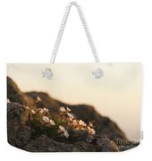 Face The Light Weekender Tote Bag