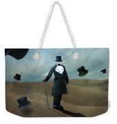 Faceless Weekender Tote Bag by Juli Scalzi