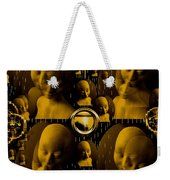 Faces For Peace Weekender Tote Bag