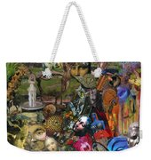 Faces Of The Goddess Weekender Tote Bag
