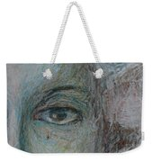 Faces - Right Weekender Tote Bag