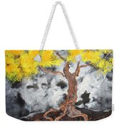 Facing Reality Weekender Tote Bag