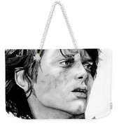 Facing The Darkness Weekender Tote Bag