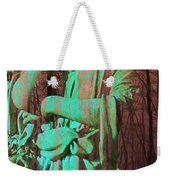 Fade Into The Woods Weekender Tote Bag